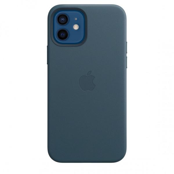Ốp lưng Da PU Case Buff Dark Blue iPhone 12 mini