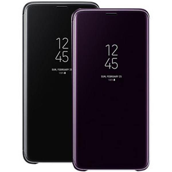 Bao da Clear View Samsung Galaxy S9 Plus