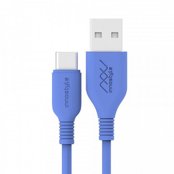 Cáp Sạc Innostyle Jazzy USB-A to Type-C 1.2m