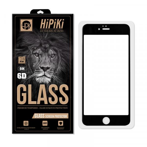 Cường lực Full Hipiki 6D cho iPhone 7/ 8