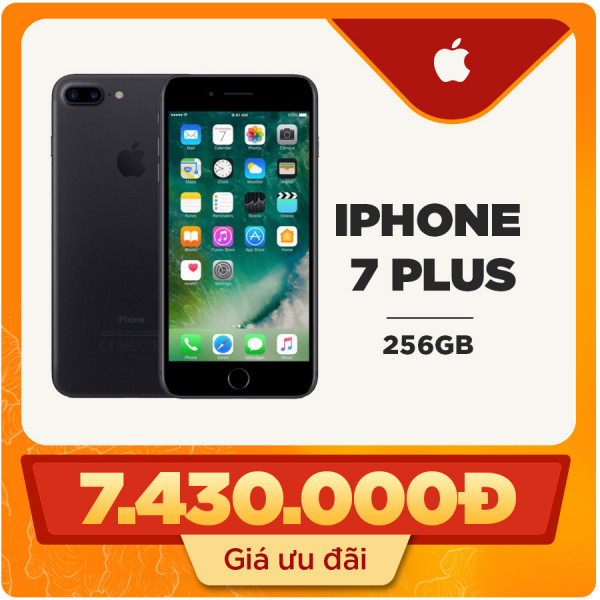 iPhone 7 Plus 256GB (Like new)