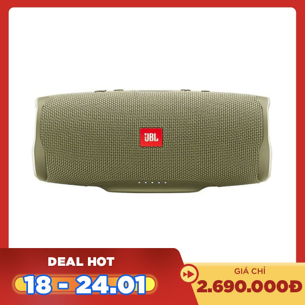 Loa Bluetooth JBL Charge 4
