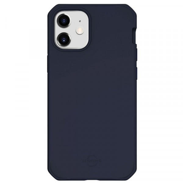 Ốp lưng Itskins iPhone 12/12 Pro Hybrid Silk