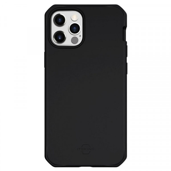 Ốp lưng Itskins iPhone 12 Pro Max Hybrid Silk