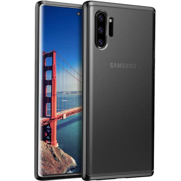 Ốp lưng mờ chống bám bẩn cho Samsung Galaxy Note 10 Plus