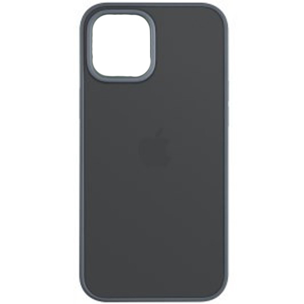 Ốp lưng nhựa cứng, viền dẻo TPU PC Buff Midnight Green iPhone 12 mini