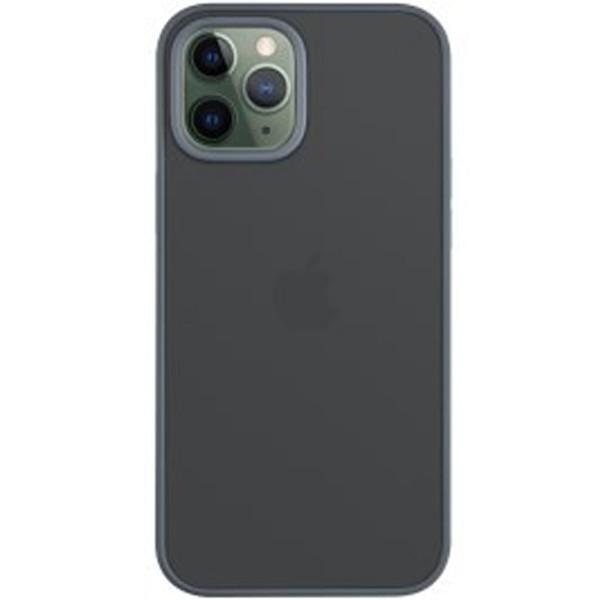 Ốp lưng nhựa cứng, viền dẻo TPU PC Buff Midnight Green iPhone 12 Pro Max