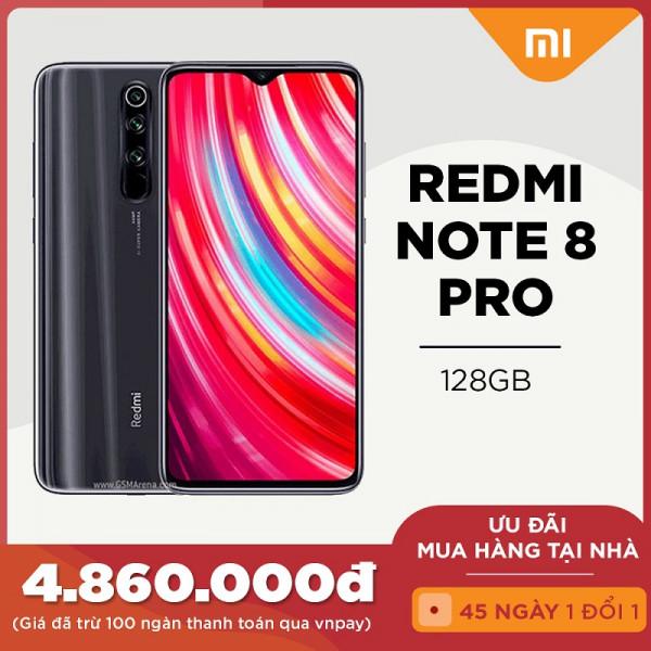 Redmi Note 8 Pro (6GB|128GB)