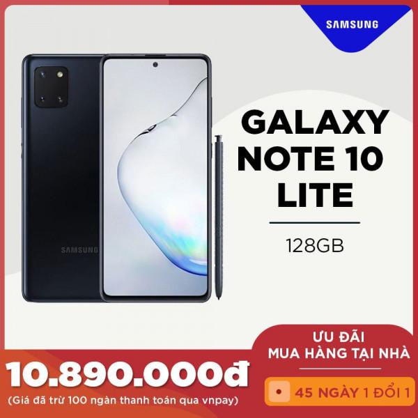 Samsung Galaxy Note 10 Lite (8GB|128GB) (CTY)