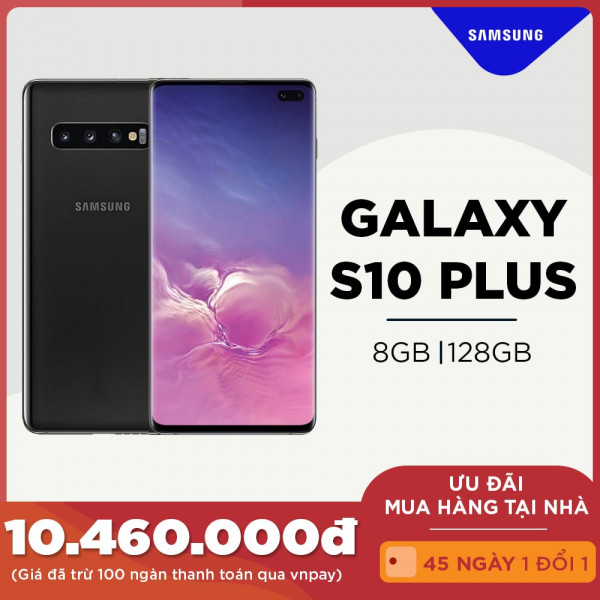 Samsung Galaxy S10 Plus (8GB|128GB) Mỹ (New Nobox)