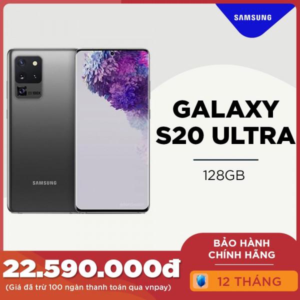 Samsung Galaxy S20 Ultra (12GB|128GB) (CTY)
