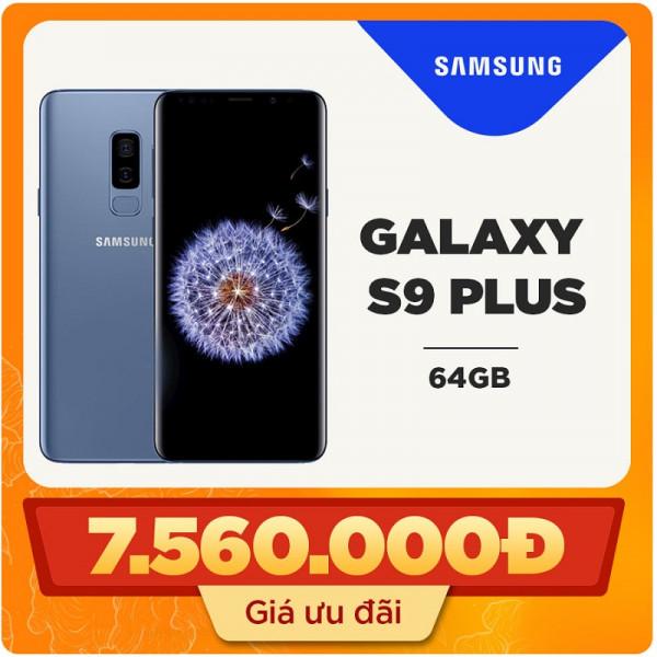 Samsung Galaxy S9 Plus (6GB|64GB) (2 SIM) Hong Kong (Like new)