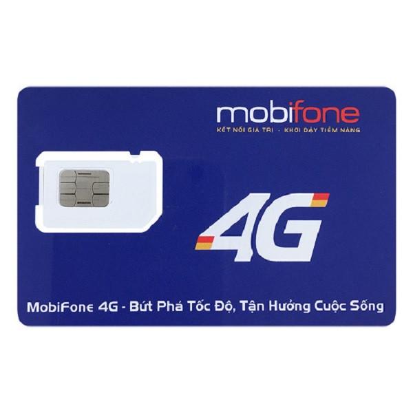 Sim 4G MobiFone FV119