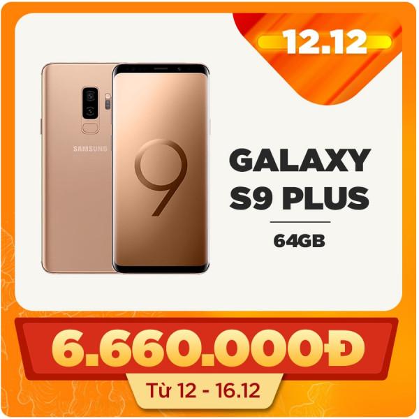 Samsung Galaxy S9 Plus (6GB|64GB) (2 SIM) (Like new)