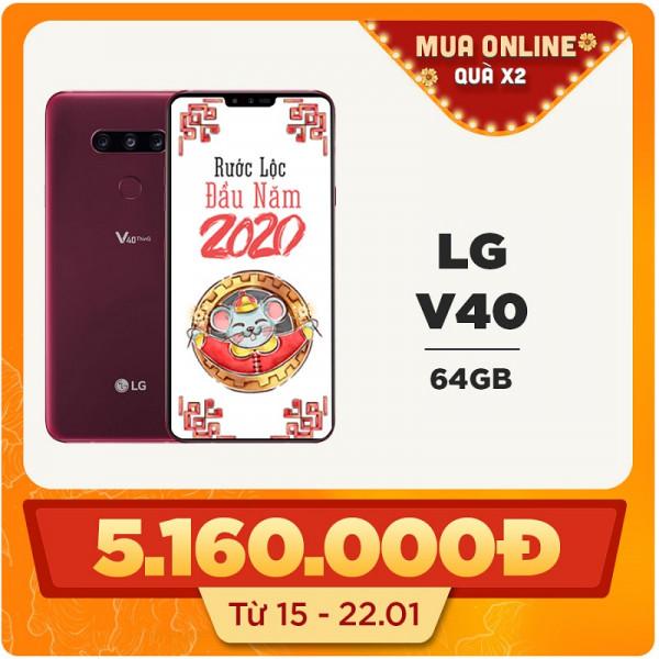 LG V40 ThinQ 64GB Mỹ (Like new)