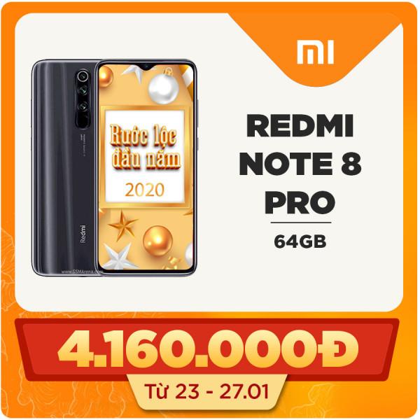 Redmi Note 8 Pro (6GB|64GB)