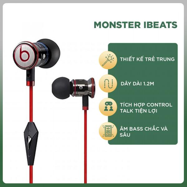 Tai nghe Monster iBeats