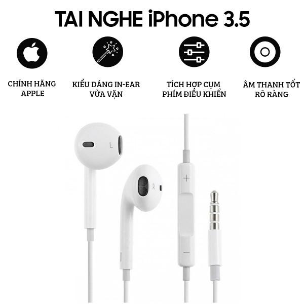 Tai nghe iPhone 3.5