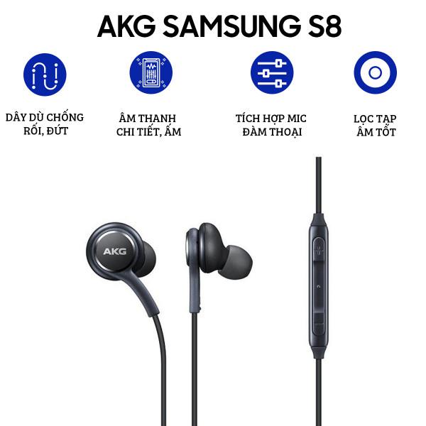 Tai nghe AKG - Samsung Galaxy S8/S8 Plus