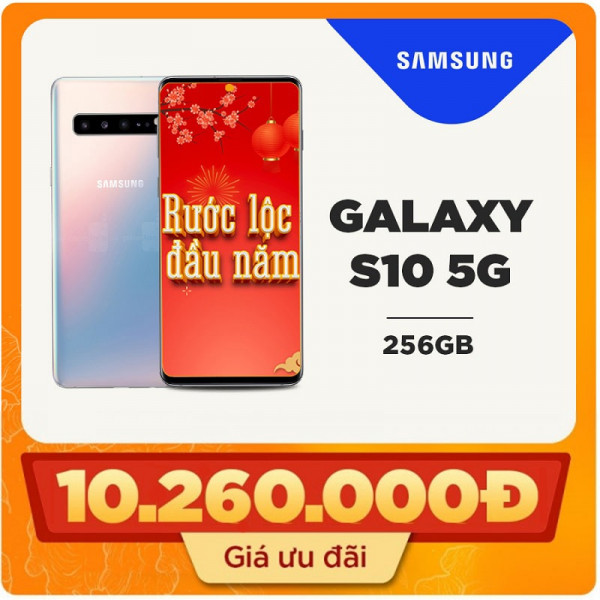 Samsung Galaxy S10 5G (8GB|256GB) Hàn Quốc (Like New)