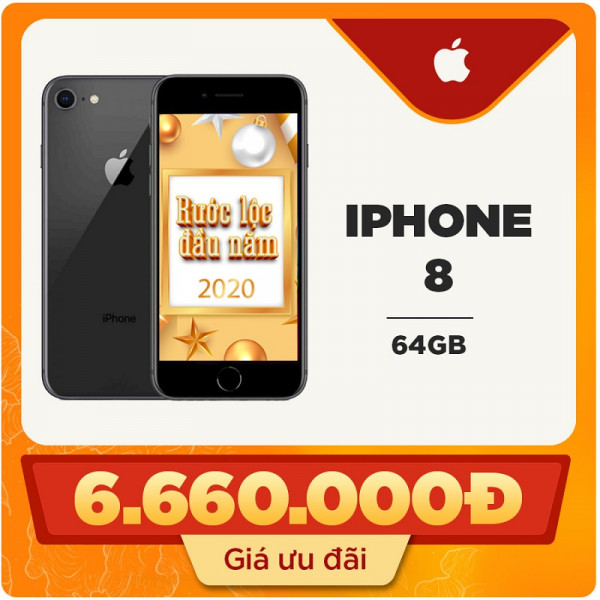 iPhone 8 64GB (Like New)