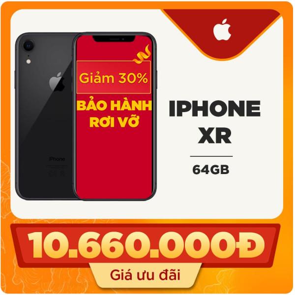iPhone Xr 64GB (Like new)