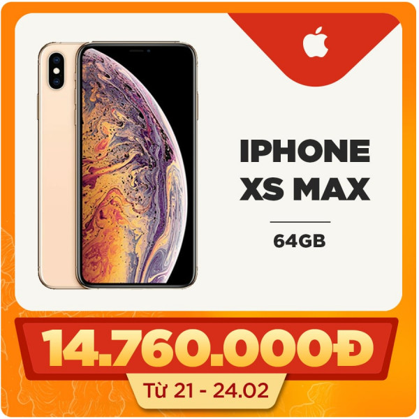 iPhone Xs Max 64GB (Like new)