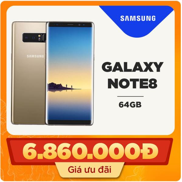 Samsung Galaxy Note 8 (6GB|64GB) Bản Mỹ (New Nobox)
