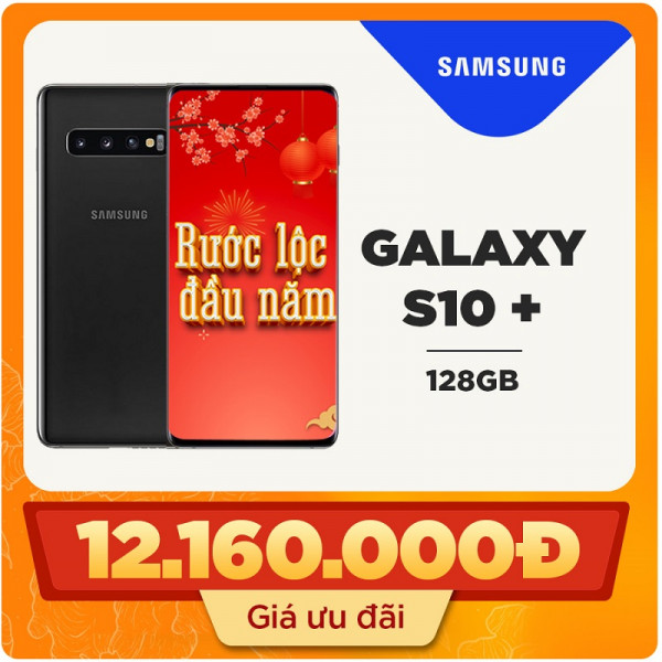 Samsung Galaxy S10 Plus (8GB|128GB) Mỹ (New Nobox)