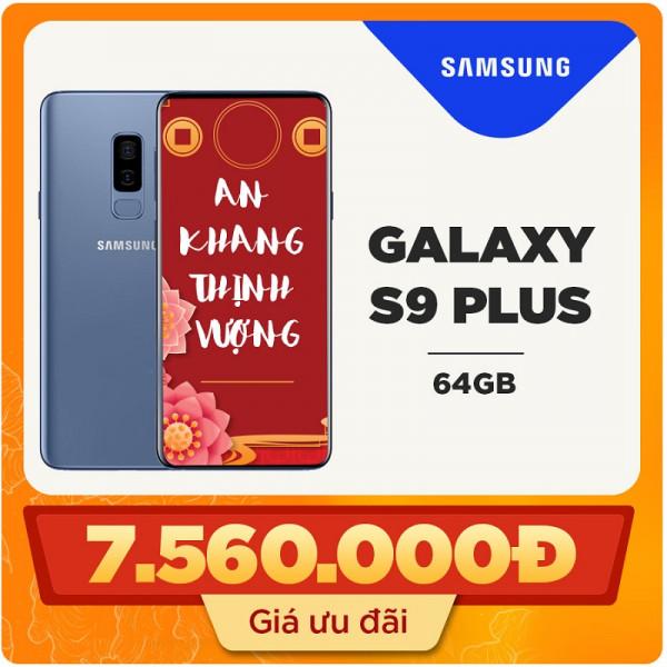 Samsung Galaxy S9 Plus (6GB 64GB) (2 SIM) Hong Kong (Like new)