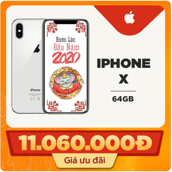 iPhone X 64GB (Like new)