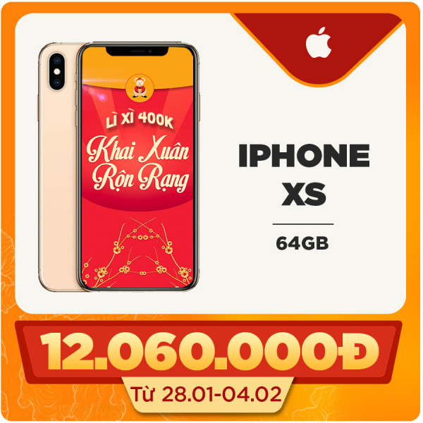 iPhone Xs 64GB (Like new)