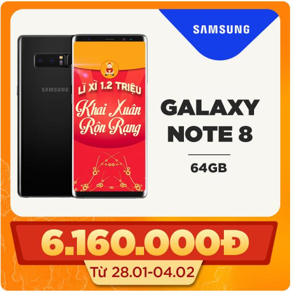 Samsung Galaxy Note 8 (6GB 64GB) Bản Mỹ (New Nobox)