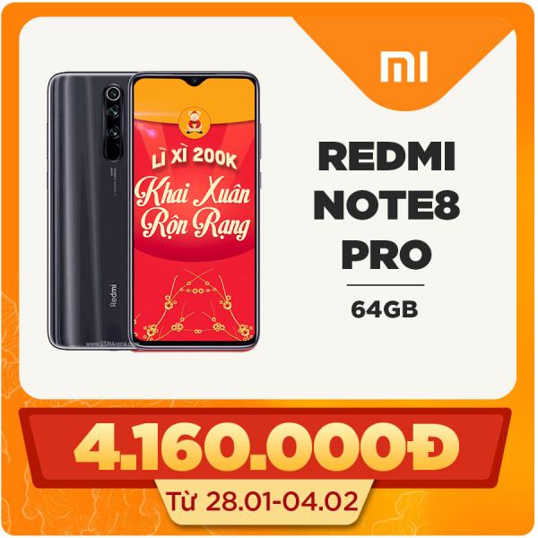 Redmi Note 8 Pro (6GB 64GB)