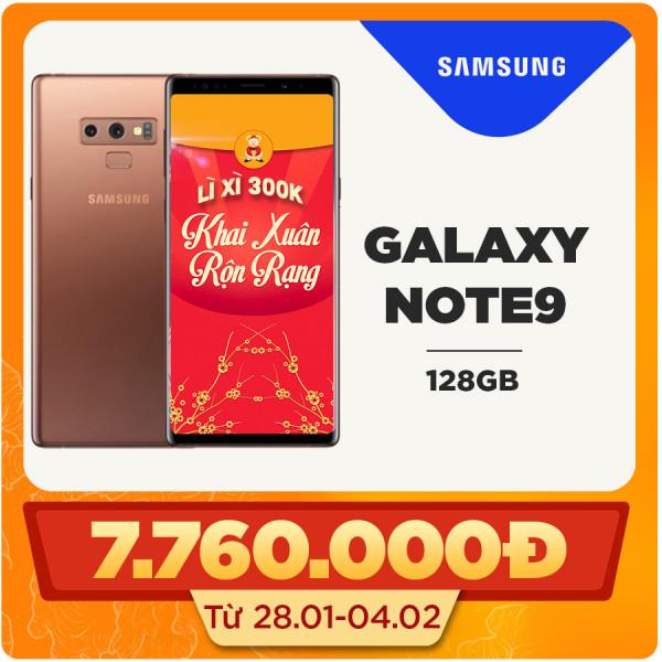 Samsung Galaxy Note 9 (6GB 128GB) Mỹ (Like new)