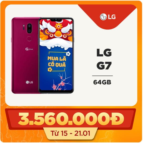 LG G7 ThinQ (4GB|64GB) Hàn Quốc (Like new)