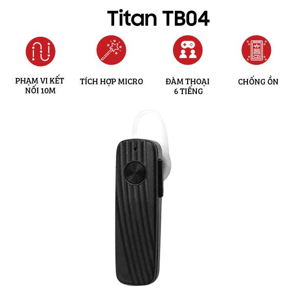 Tai nghe Bluetooth Titan - TB04