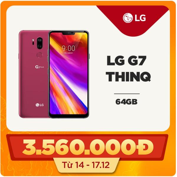 LG G7 ThinQ (4GB|64GB) Mỹ (Like new)