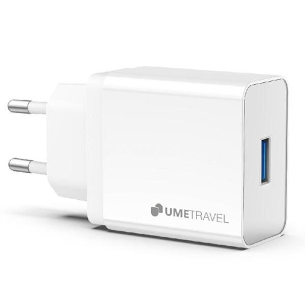Củ sạc USB 18W Umetravel A3