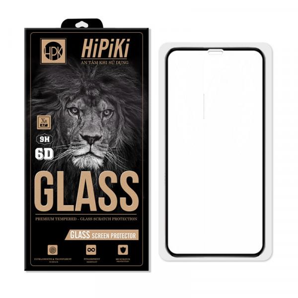 Cường lực Full Hipiki 6D cho iPhone Xr