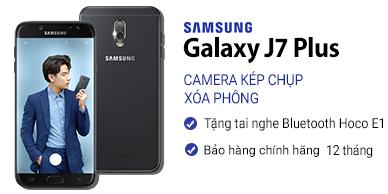 Samsung Galaxy J7 Plus Chính Hãng - CTY