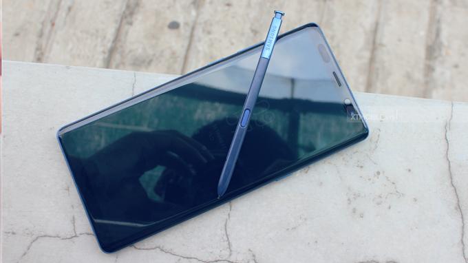 S-Pen trên Galaxy Note 8 256GB cũ được cập nhật với nhiều tính năng