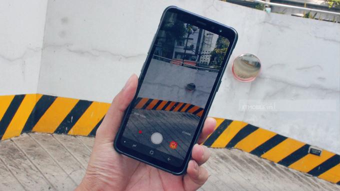 Galaxy S8 Active có camera tương tự như S8, cho trải nghiệm chụp ảnh khá chân thật