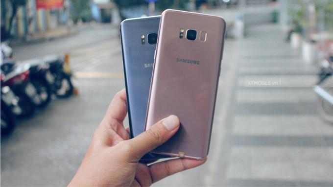 Samsung Galaxy S8 Plus sẽ mang đến một đẳng cấp mới cho người dùng