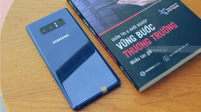 Hiệu năng trên Galaxy Note 8 256GB cũ vẫn sẽ hoạt động rất tốt trong vài năm nữa