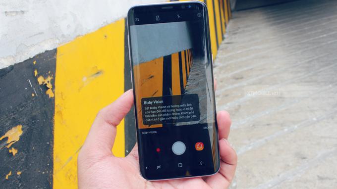 Cùng với công nghệ Dual Pixel trên Galaxy S8 cũ, bạn có thể chụp ảnh tốt trong điều kiện ánh sáng yếu và lấy nét cực nhanh