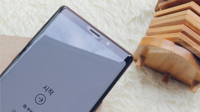 Trải nghiệm cấu hình cực khủng trên Galaxy Note 9 Hàn Quốc trong vài năm nữa