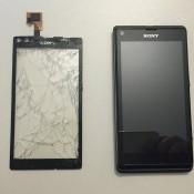 Thay mặt kính Sony Xperia C3