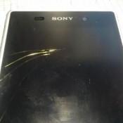 Thay mặt kính Sony Xperia Z3V