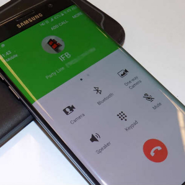 Thay loa thoại Galaxy S6 Edge
